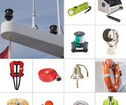 Schiffsmaterial / Schiffsbedarf
